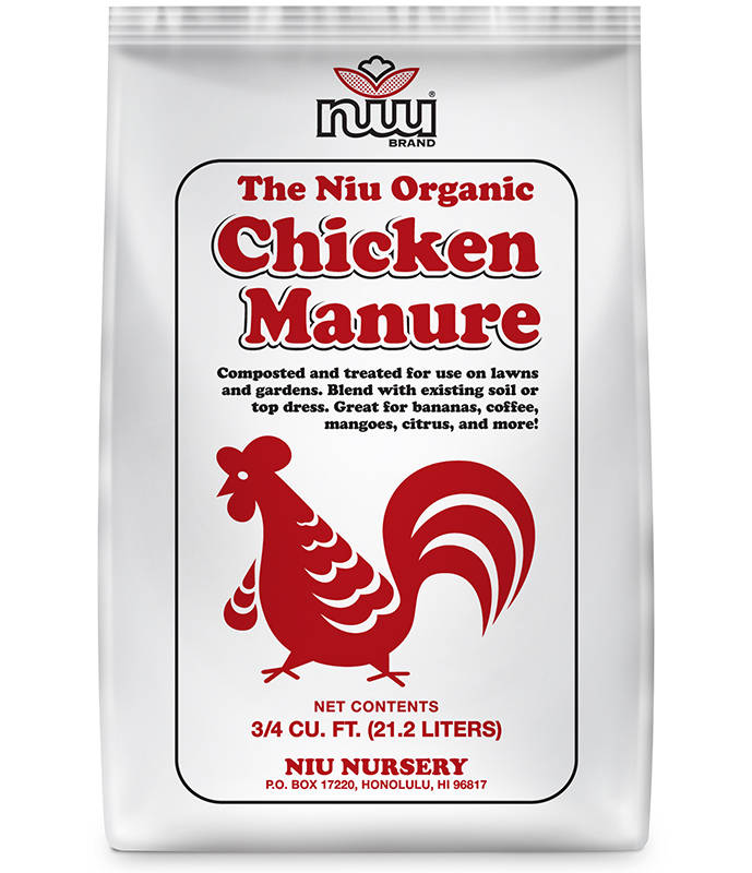 Niu Chicken Manure